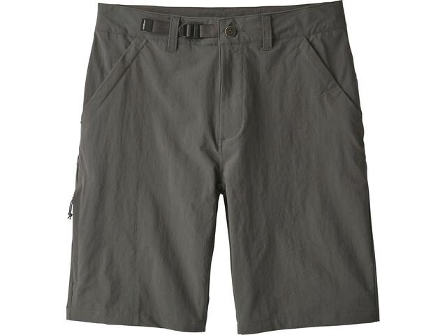 "Patagonia Stonycroft Shorts 10"" Herr forge grey"